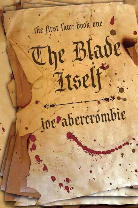 The Blade Itself By Abercrombie, Joe